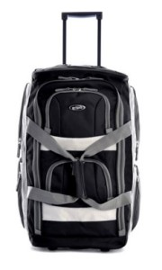 Olympia Luggage Rolling Duffel Bag 3