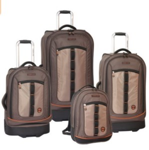 Timberland Jay Peak Luggage Set