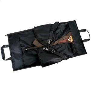 U.S. Traveler Koskin Leather Garment Duffel Bag 2