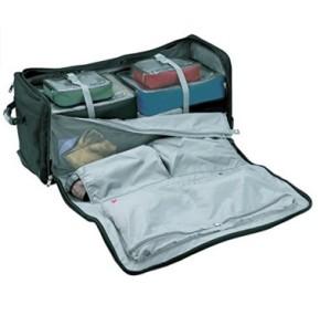 Athalon Luggage 15-Pocket Wheeled Duffel Bag 2