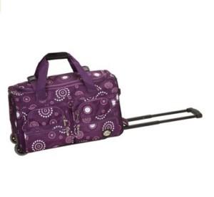 Rockland Luggage 22 Inch Rolling Duffle Bag 2