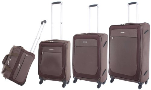 Pierre Cardin Luggage set review – Class and quality | Travel Gear ...