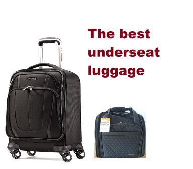 The Best Underseat Luggage In 2018 Travel Gear Zone