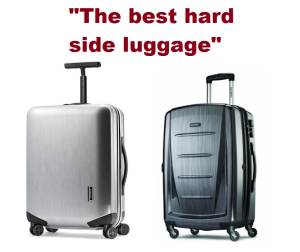 the best hard side luggage and suitcases v1