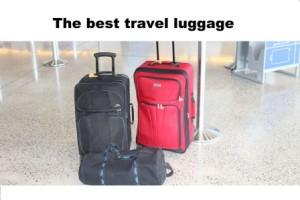 the best travel luggage v1
