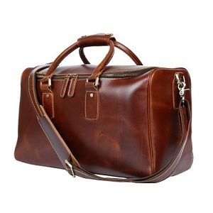 Best Leather Duffel Bags | Travel Gear Zone