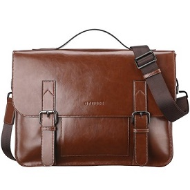 Best Leather Messenger Bag for Men | Travel Gear Zone
