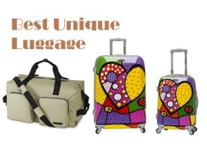Best Unique Luggage
