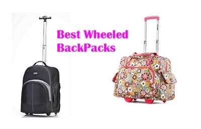top 10 best wheeled backpacks in