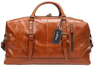 Top 10 Best Leather Duffel Bags in 2017 | Travel Gear Zone