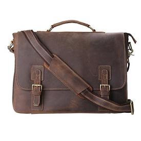 Best Leather Messenger Bag for Men