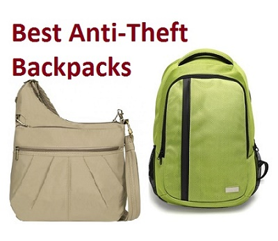 Best Anti Theft Backpacks Travel Gear Zone