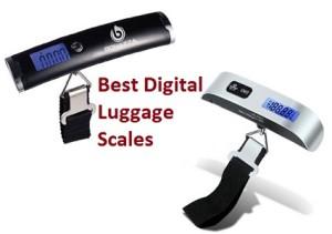 Best Digital Luggage Scales