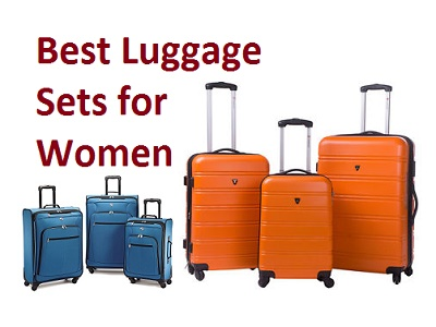 Top 10 Best Luggage Sets for Women in 2017 | Travel Gear Zone