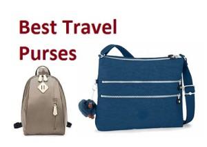 Best Travel Purses
