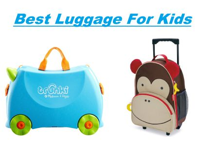 Best Luggage for Kids - The Complete Guide | Travel Gear Zone
