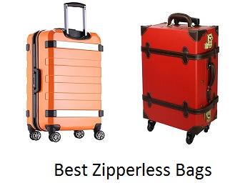 Best Zipperless Bags
