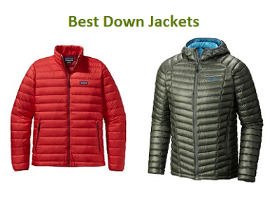 The Top 10 Best Down Jackets | Travel Gear Zone