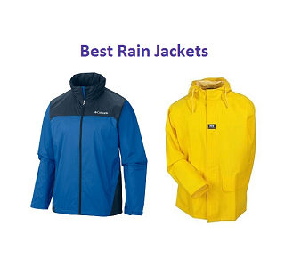 Top 10 Best Rain Jackets - Complete Guide | Travel Gear Zone