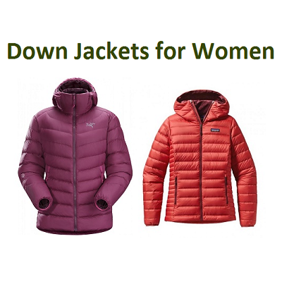 The Top 10 Down Jackets for Women | Travel Gear Zone