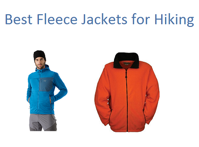 Best Fleece Jackets for Hiking