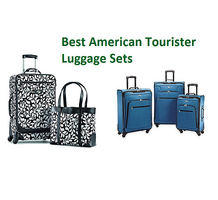 Best American Tourister Luggage Sets