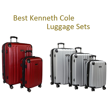 Best Kenneth Cole Luggage Sets   Travel Gear Zone