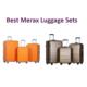 Best Merax Luggage Sets