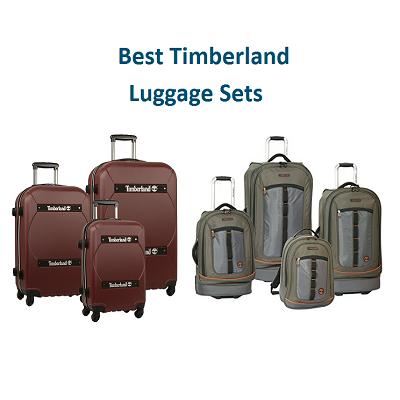 Best Timberland Luggage Sets