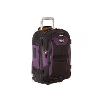 with its highdensity polyester exterior and a very sporty rugged kind of design the travelpro tpro bold 20 22 inch expandable rollaboard luggage