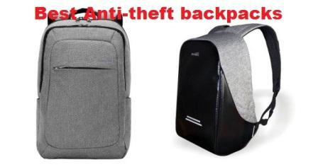 Top Best AntiTheft Backpacks In Travel Gear Zone - 10 innovative travel accessories you wont be able to travel without
