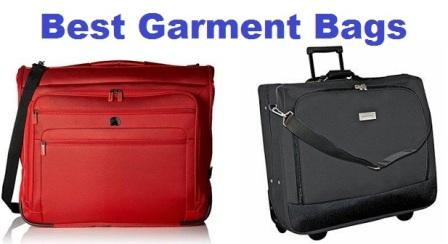 Top 10 Best Garment Bags in 2017 - Complete Guide