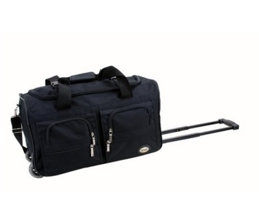 Rockland Luggage 22 Inch Rolling Duffle Bag c07917142d400