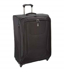 b76345f7d The Travelpro Maxlite3 Expandable Spinner is one of the best lightweight  suitcases on the market. It is made out of 100% polyester and can expand if  you ...