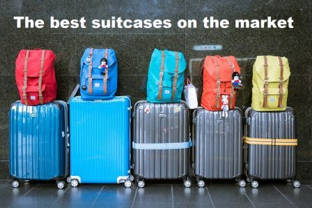 8f511598c The Best Suitcases on the Market In 2019 | Travel Gear Zone