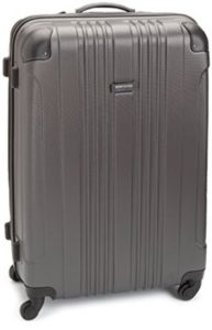 Kenneth Cole Reaction Out of Bounds 4 wheel Upright Suitcase