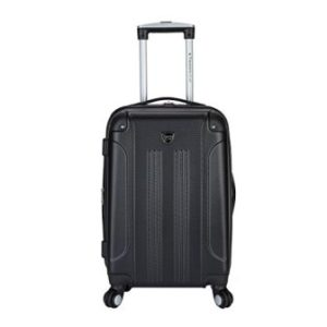 Travelers Club Luggage Chicago 20″ Carry-on Spinner