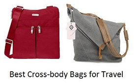 481cdba6dd08 Best Cross-body Bags for Travel In 2019 | Travel Gear Zone