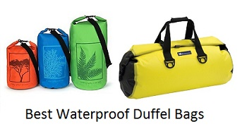 3576feb28d Top 15 Best Waterproof Duffel Bags in 2019 – Complete Guide