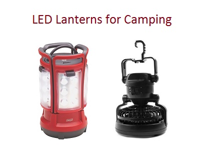 New Ultra Bright LED Lantern Collapses Camping Suitable for:...