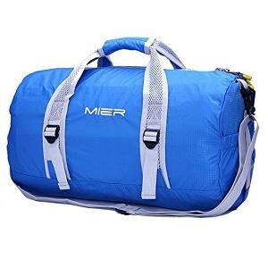 MIER Waterproof Foldable Sports Gym Bag   Travel Duffel 5eb443bd23832