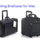 Best Rolling Briefcases for Men