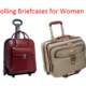 Rolling Briefcases for Women