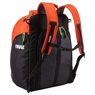 0839847216ab The Thule Roundtrip Boot Backpack is all about perfect organization! With  its many compartments and pockets ones can be sure to carry a lot without  it ...