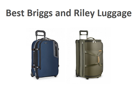 38c88e5bf Top 10 Best Briggs and Riley Luggage In 2019 – Complete Guide & Reviews