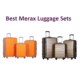 Best Merax Luggage Sets