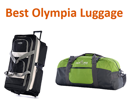 617d8b8a60a Best Olympia Luggage In 2019 – Top 10 List and Detailed Reviews