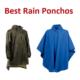 Best Rain Ponchos