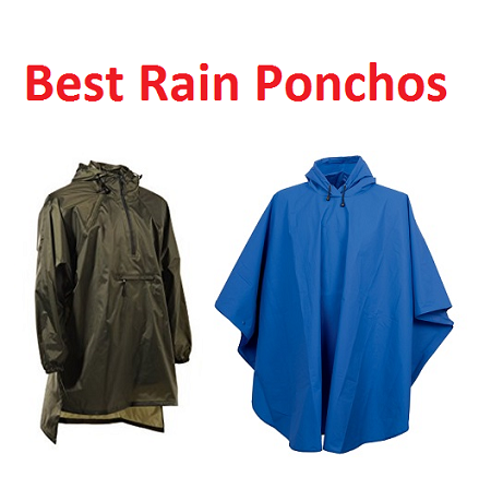 069a4f444cc Top 15 Best Rain Ponchos in 2019 – Ultimate Guide