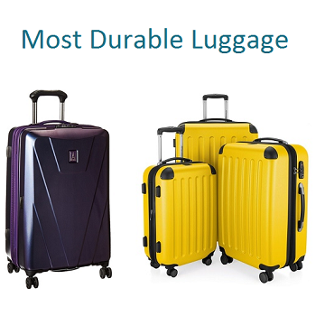 f6345eeec4ae Top 15 Most Durable Luggage   Suitcases in 2019